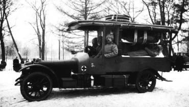 Алло, скорая: история медицинских автомобилей