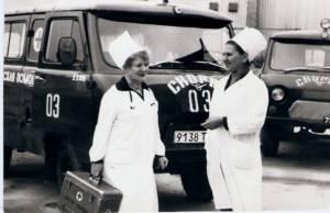 Фото первый уазик скорой помощи 1967 г