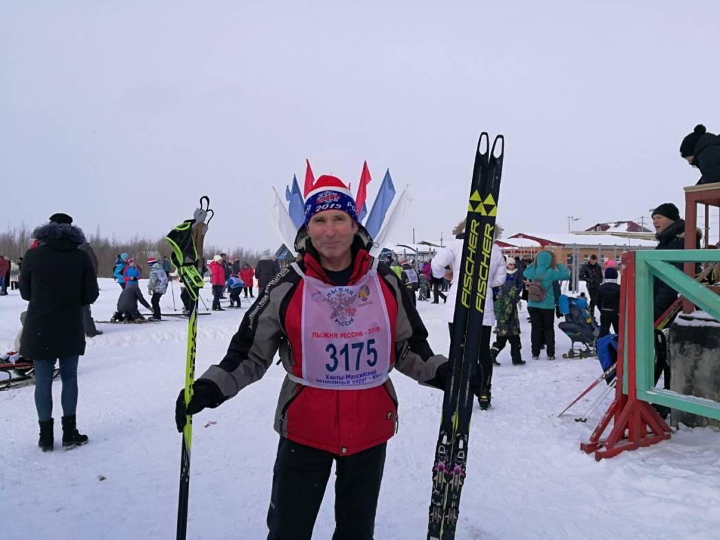 Скорая помощь на лыжах