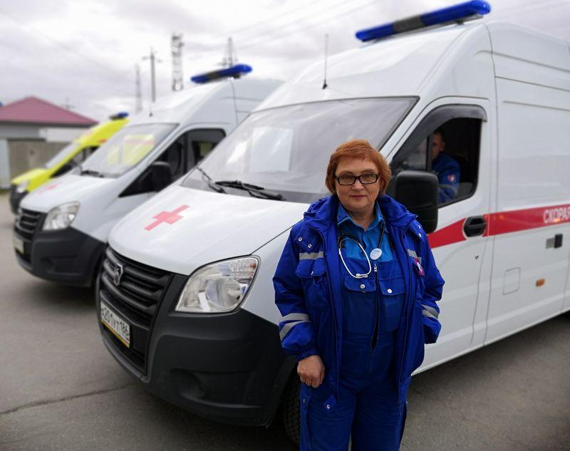 Кузнецова Диана Александровна, одна из основоположников медицины в Нефтеюганске