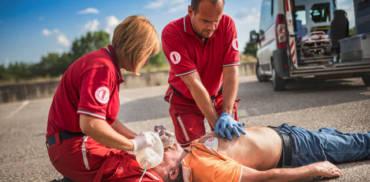 Первая помощь при заболеваниях сердечно-сосудистой системы