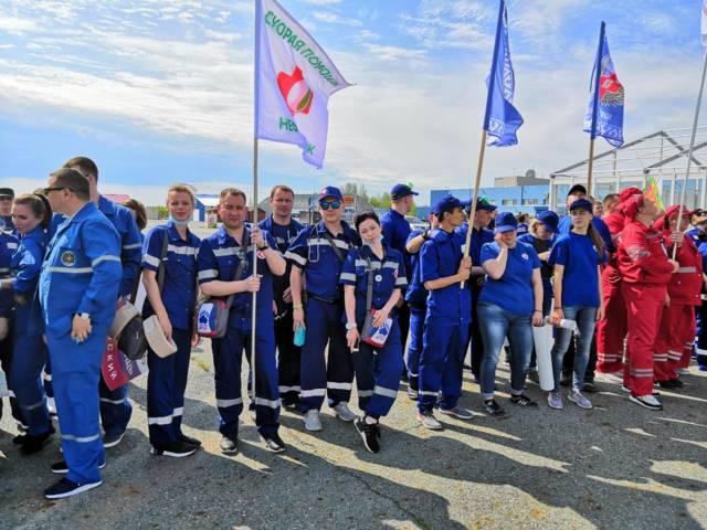 Лучшую бригаду скорой помощи Югры выбрали в Нефтеюганске