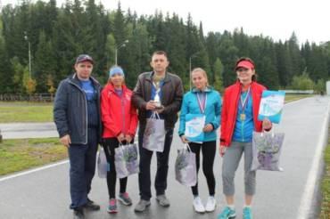 Осенний кросс в Ханты-Мансийске