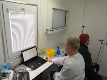 Сотрудники  Нефтеюганской скорой проверены на психиатрические отклонения