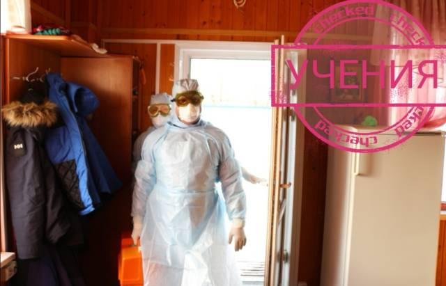К встрече с коронавирусом готовы