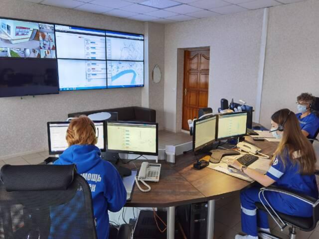 Сердце станции скорой помощи— оперативный отдел.